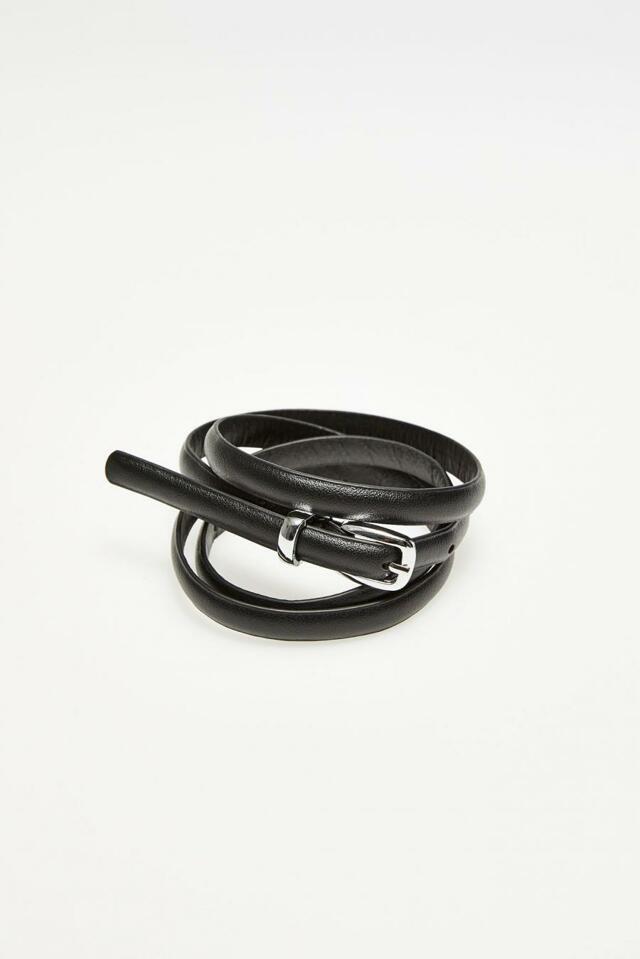 Moodo Pásek ORIO dámský černý