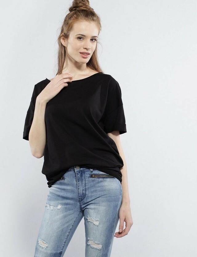 Diverse Triko dámské BLACKY s krátkým rukávem
