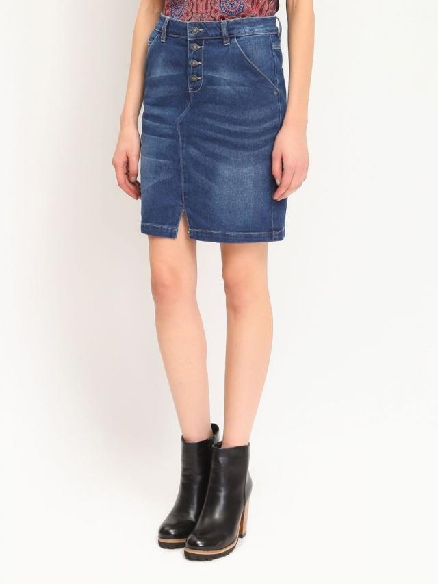 Top secret Sukně jeans dámská - 34