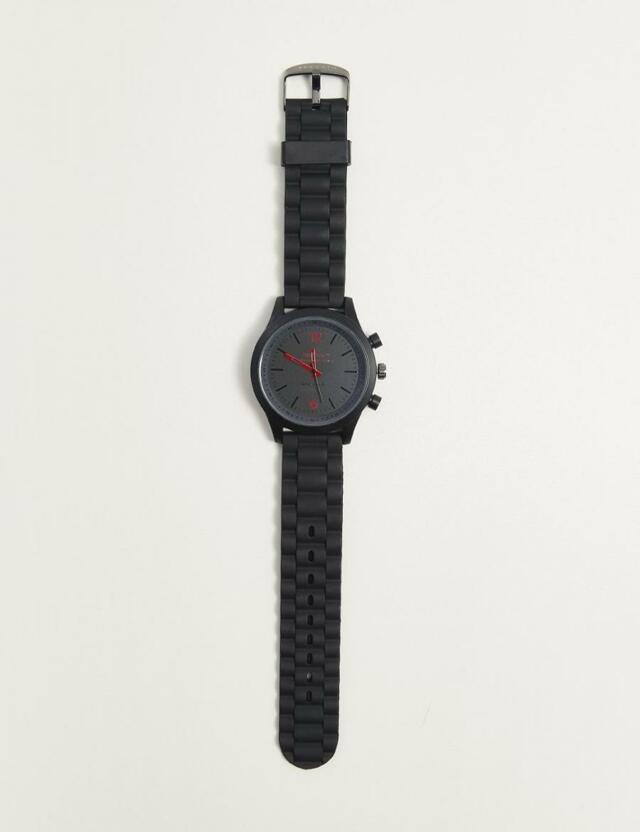 Digitalni hodinky ze silikonu  2a628c9cac