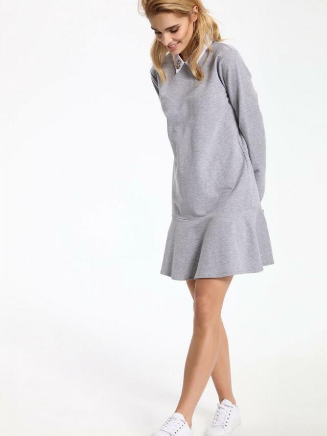 Top Secret šaty dámské s límečkem Top secret - 40