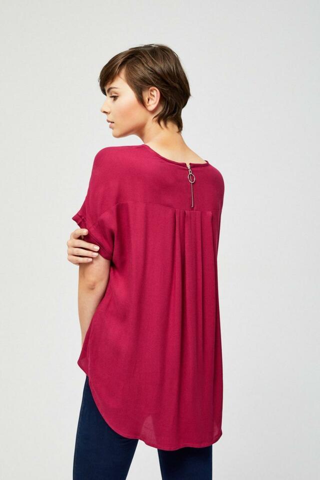 27aa06bdfdc Moodo Košile dámská s krátkým rukávem - L