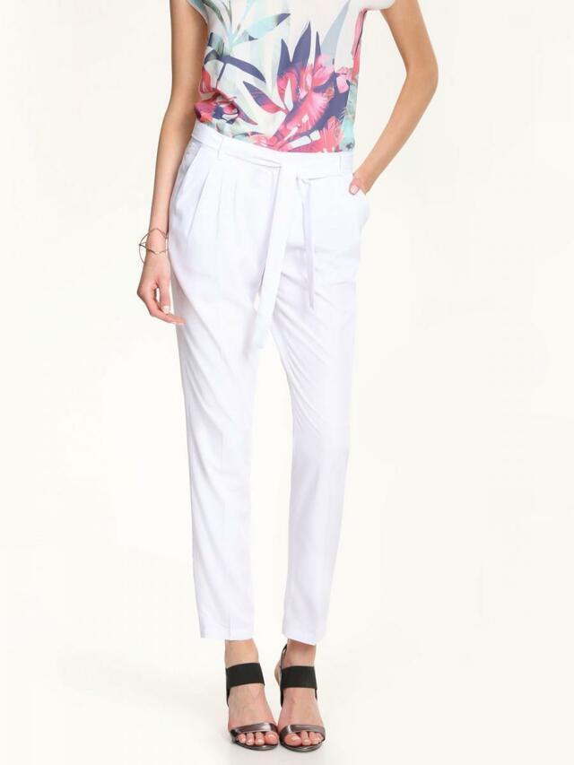 Top Secret Kalhoty dámské s páskem