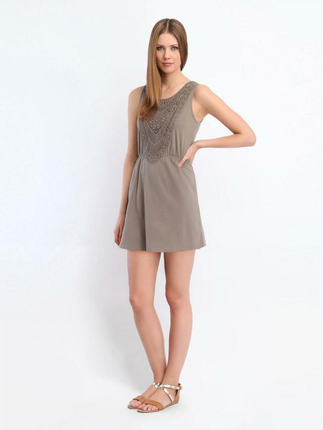 Top Secret šaty dámské bez rukávů