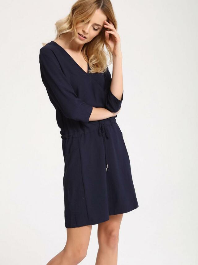 Top Secret šaty dámské 3/4 rukáv - 40