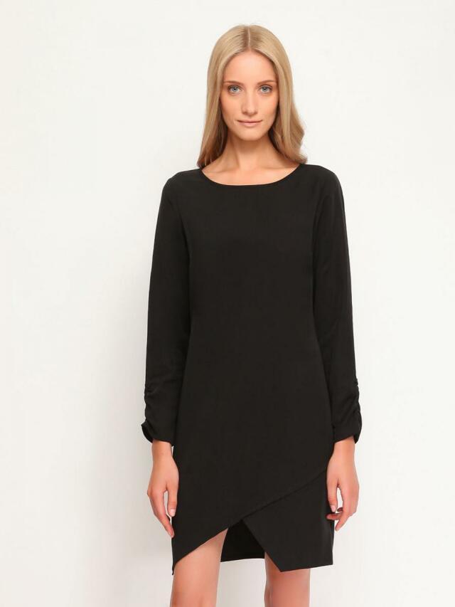 Top secret šaty dámské dlouhý rukáv - 34
