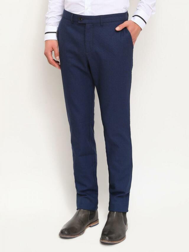 Top Secret Kalhoty pánské společenské - 32