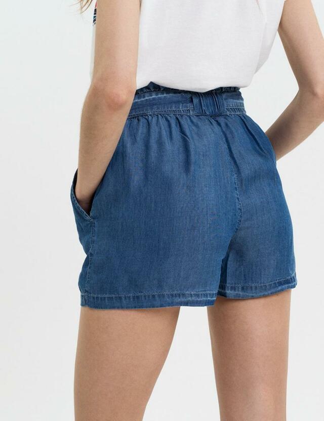 Diverse Kraťasy dámské jeans SOFINI z lyocellu