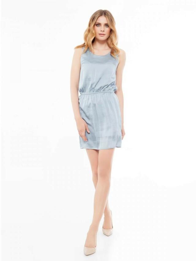 Top Secret šaty s páskem a aplikací