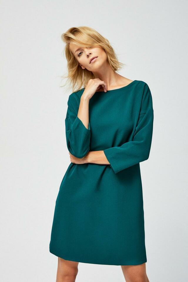bba8a620120 Hande.cz  moodo šaty dámské s krátkým rukávem -
