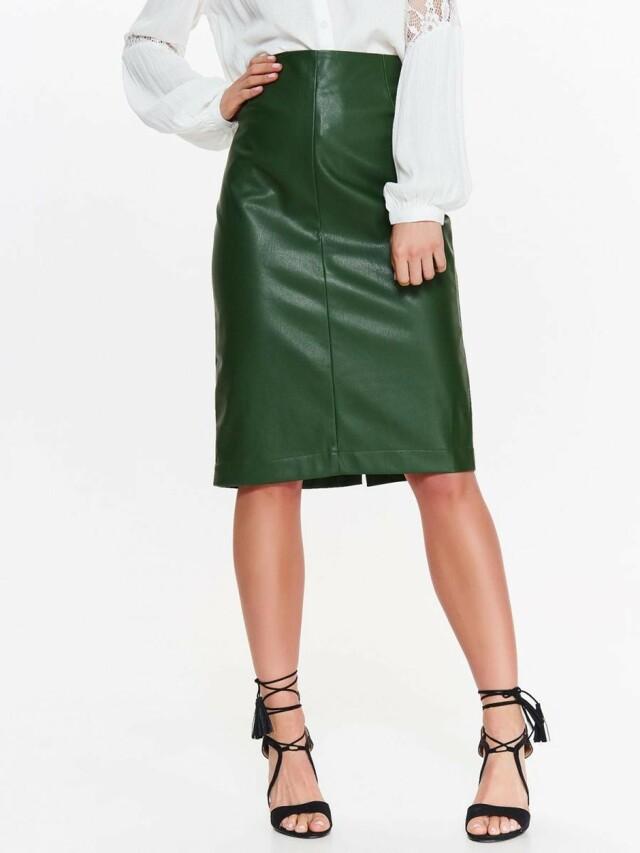 Top Secret Sukně dámská kožená