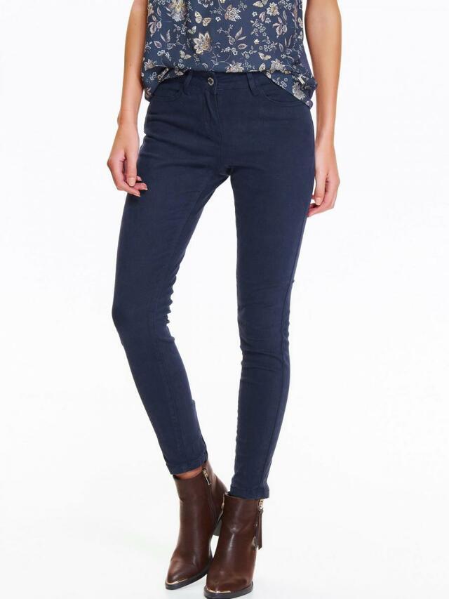 Top Secret Kalhoty dámské se zipy na spodním lemu