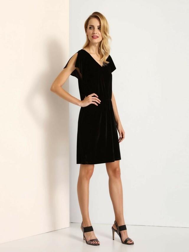 Top Secret šaty dámské krátký rukáv poslední kus - 42