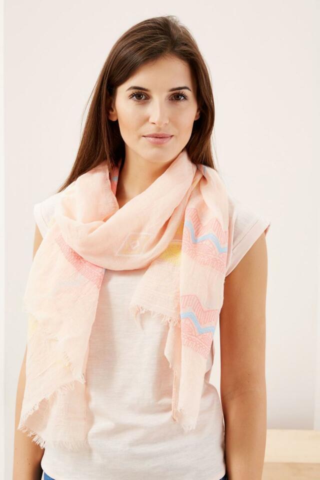 Moodo šátek dámský se vzory