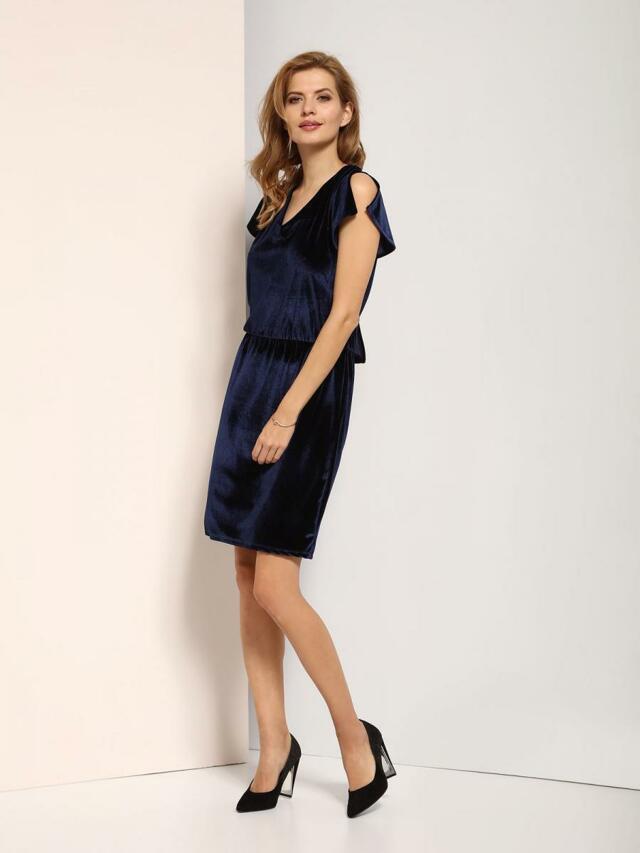 Top Secret šaty dámské krátký rukáv - 38 2ded3e9680