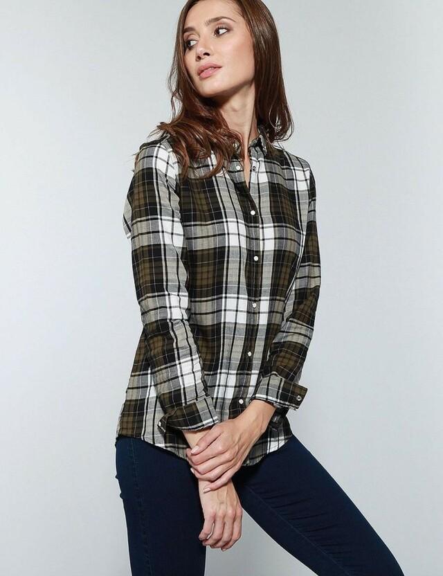 Diverse Košile dámská DINGLI s dlouhým rukávem