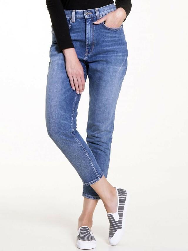 Big Star Jeansy dámské NICOLA s vysokým pasem