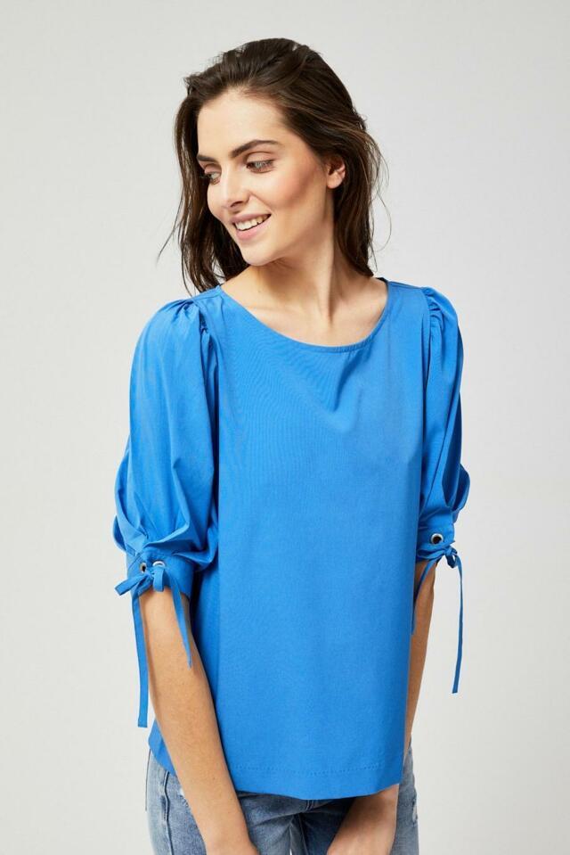 Moodo Košile dámská s krátkým rukávem - XS