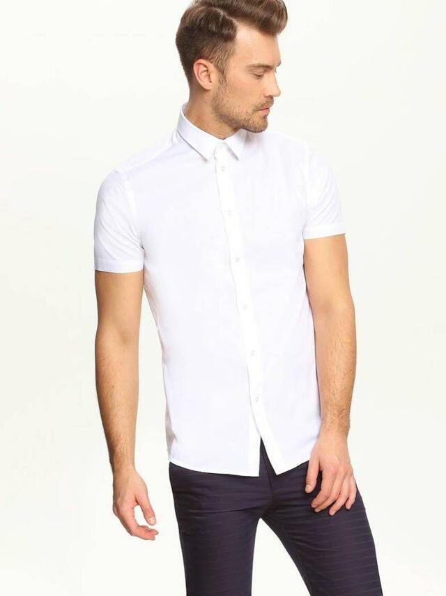 Top Secret Košile pánská krátký rukáv