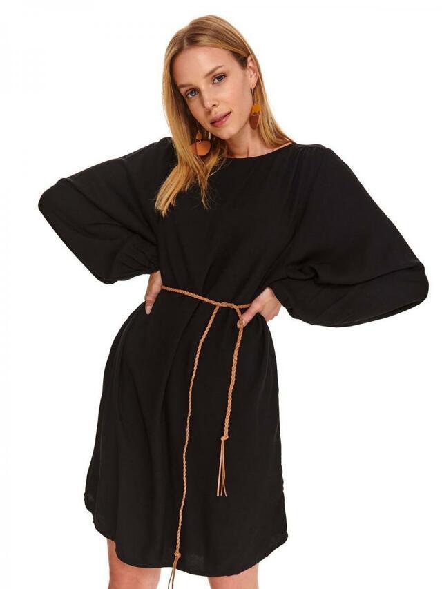 Top Secret Šaty dámské BLACK - 40