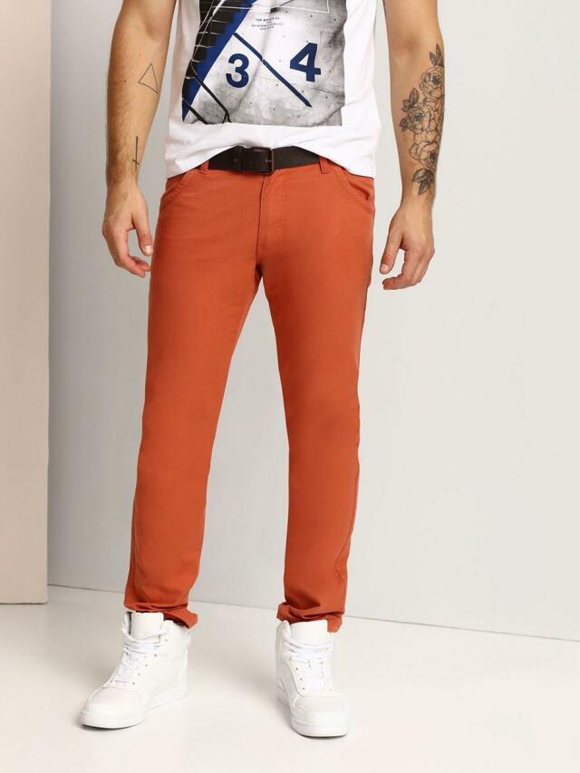 Top Secret Kalhoty pánské s páskem