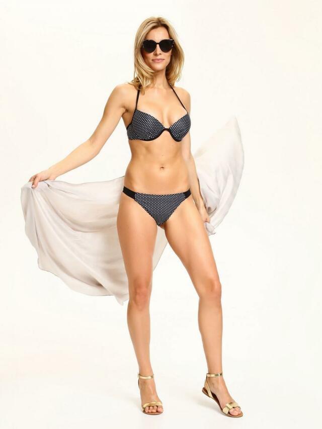 110398153 Top Secret Plavky dámské s puntíkama horní díl(451546) - 5