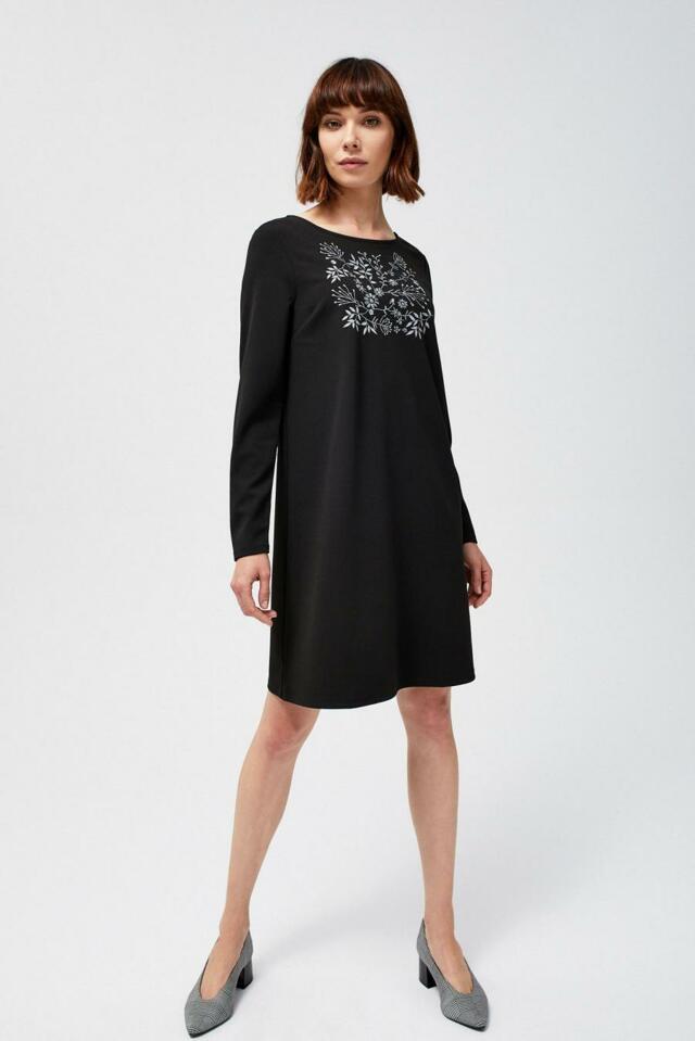 02bbe056e23e Moodo šaty dámské s dlouhým rukávem(1064716) - 4