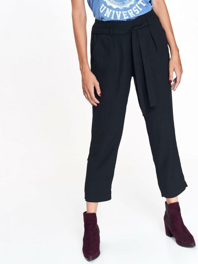 Top Secret Kalhoty dámské černé - M