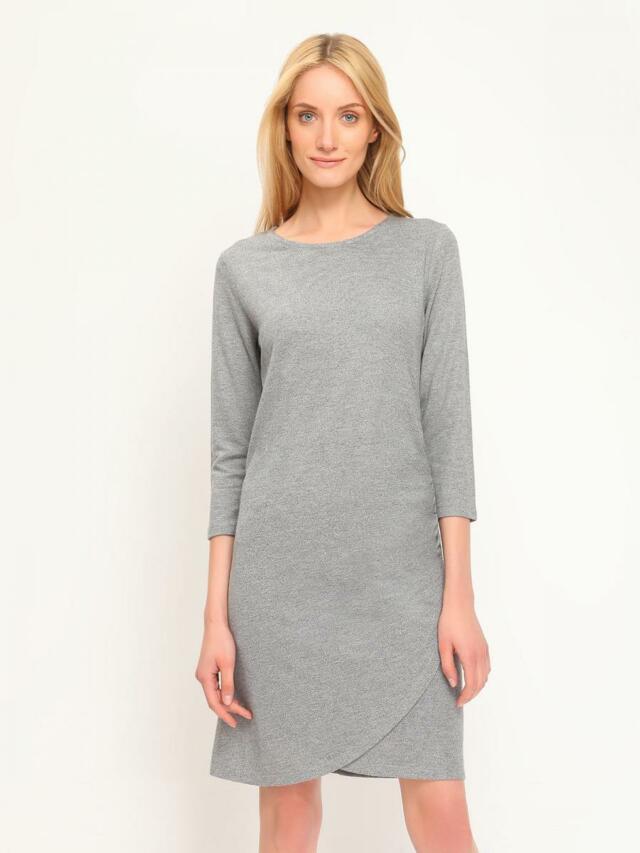 Top secret šaty dámské dlouhý rukáv - 36