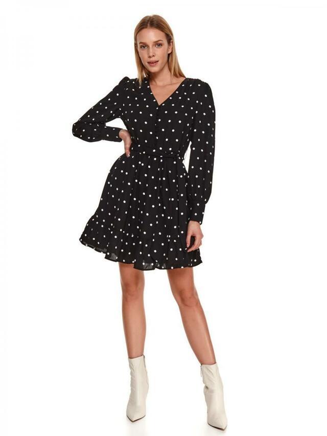 Top Secret Šaty dámské BLAK - 40