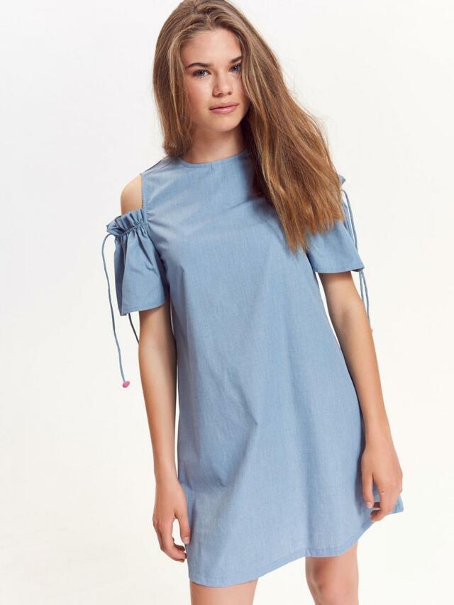 Top Secret šaty dámské bavlněné s průstřihy na ramenou - M c8a3678e43