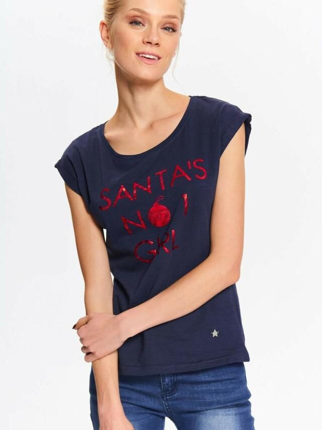 Top Secret Triko dámské SANTA s krátkým rukávem