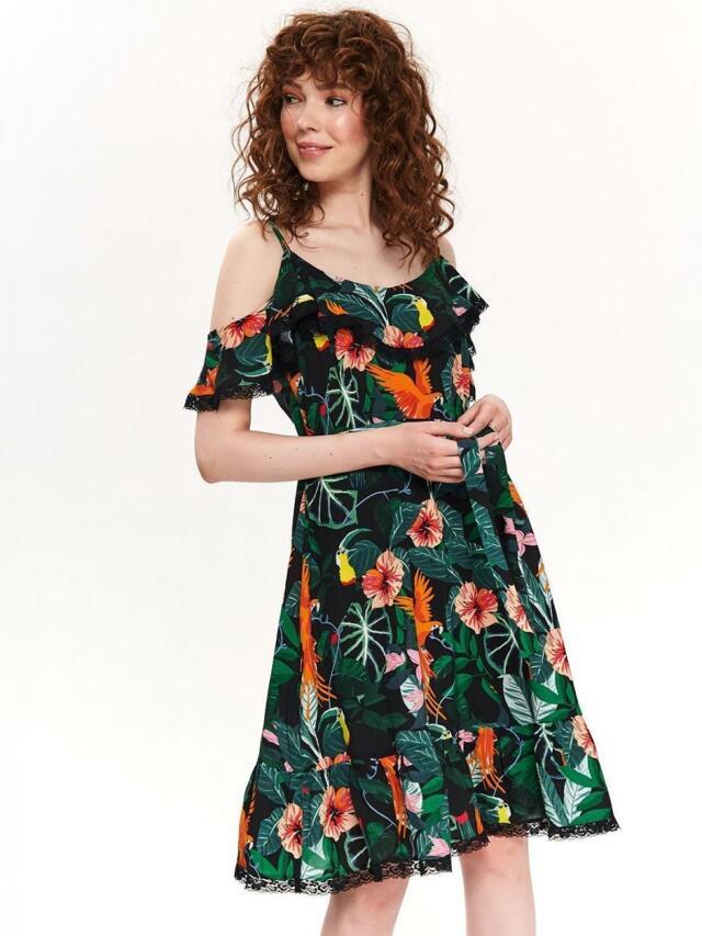 Top Secret Šaty dámské MONIKA I s odhalenými rameny - 40