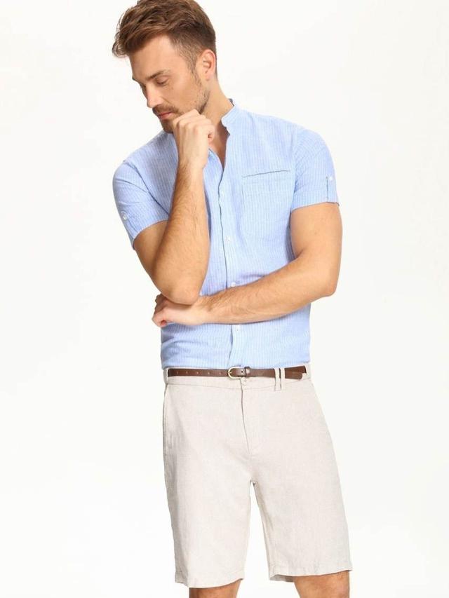 Top Secret Košile pánská krátký rukáv - 38/39