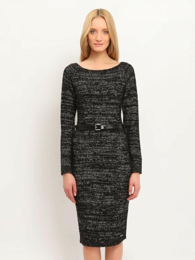 Top Secret šaty dámské pletené dlouhý rukáv poslední kus - 42