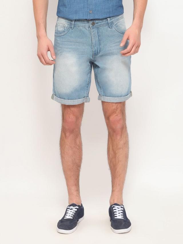 Top Secret Kraťasy pánské jeans - 34