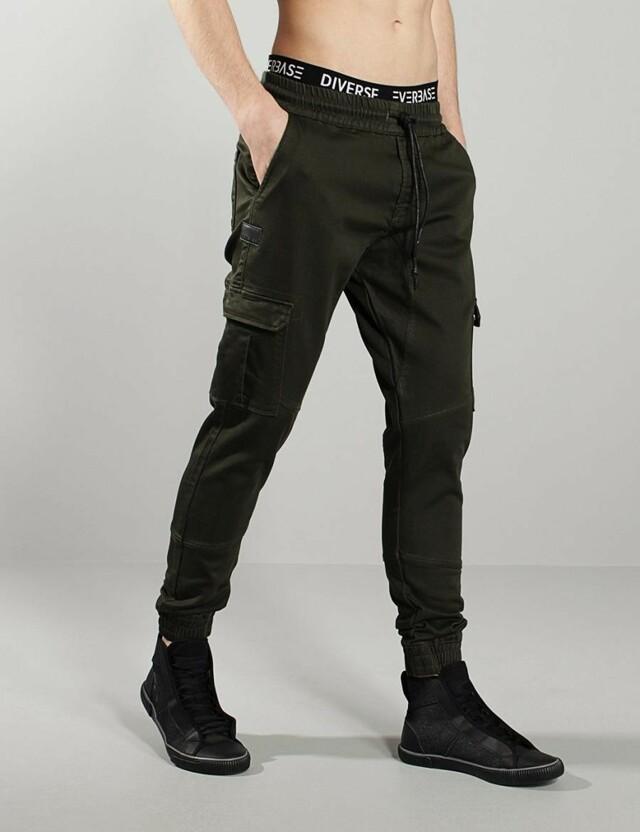 Diverse Kalhoty pánské CARAGON IV - S