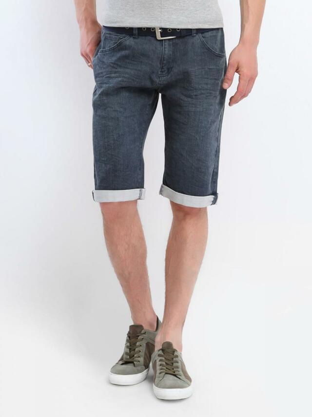 Top Secret Kraťasy pánské jeans poslední kus