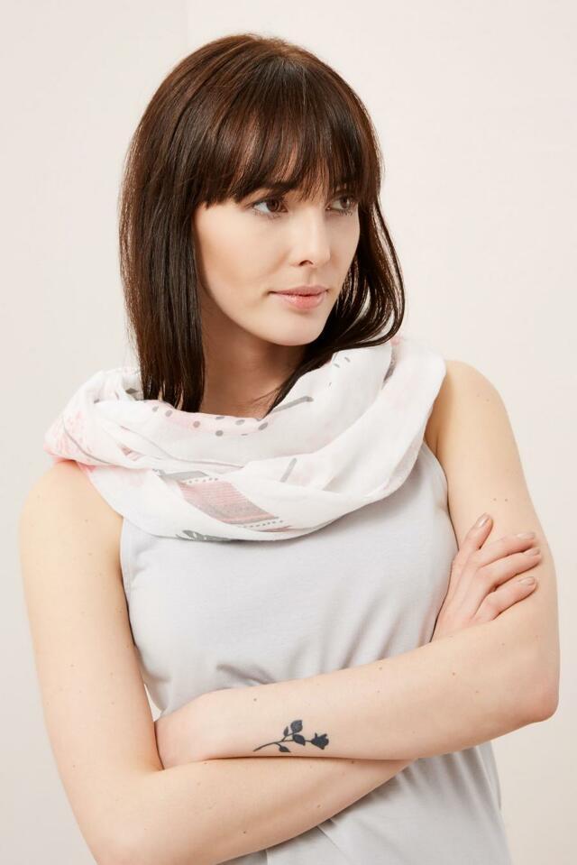 Moodo šátek dámský komín