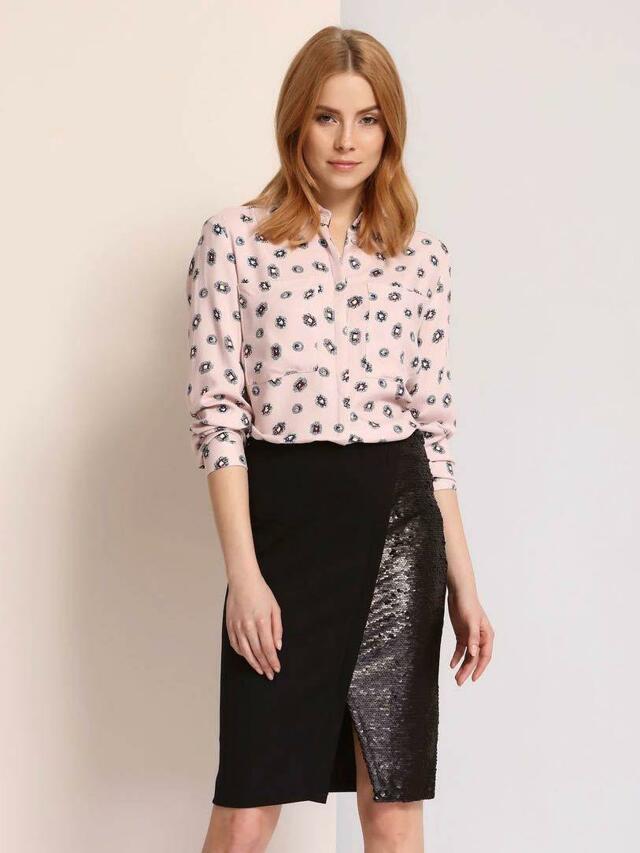 Top Secret Košile dámská dlouhý rukáv - 34
