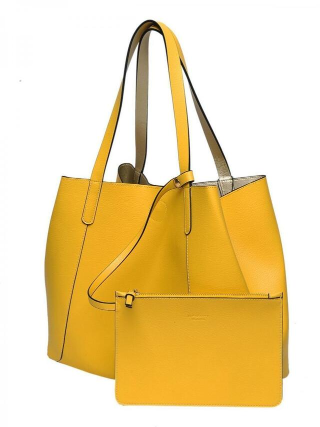 Top Secret Kabelka dámská žlutá