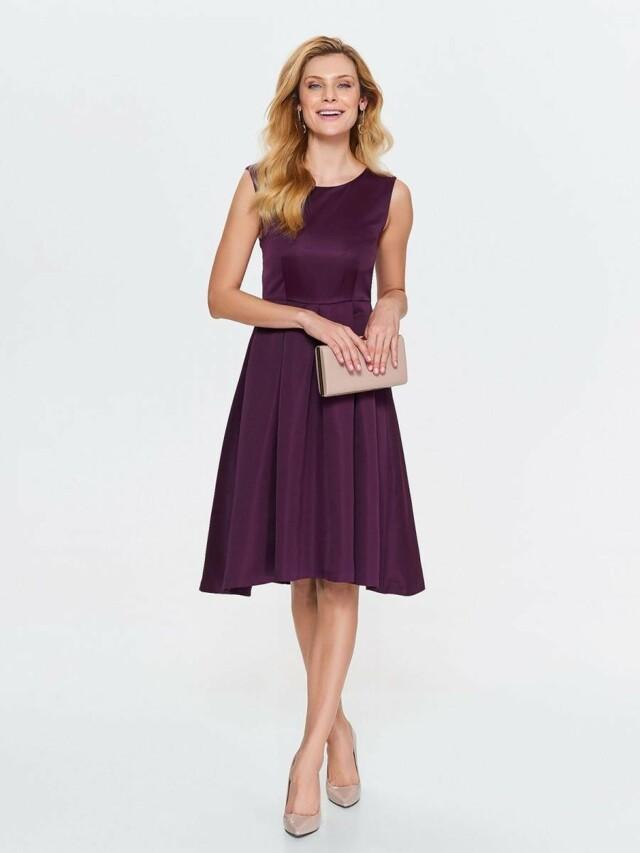 Top Secret šaty dámské fialové - 34