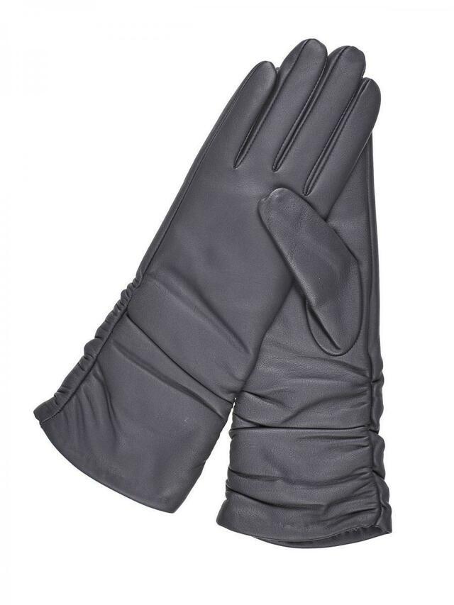 c9a8fb4badf Top Secret Rukavice dámské šedé kožené - L  XL