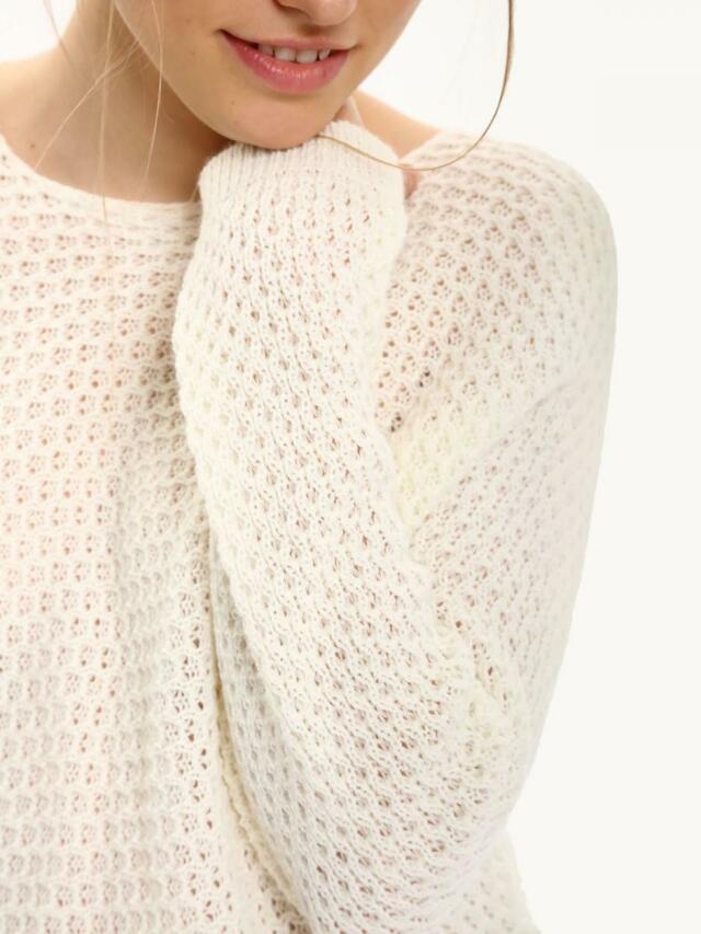 Top Secret Svetr dámský dlouhý rukáv