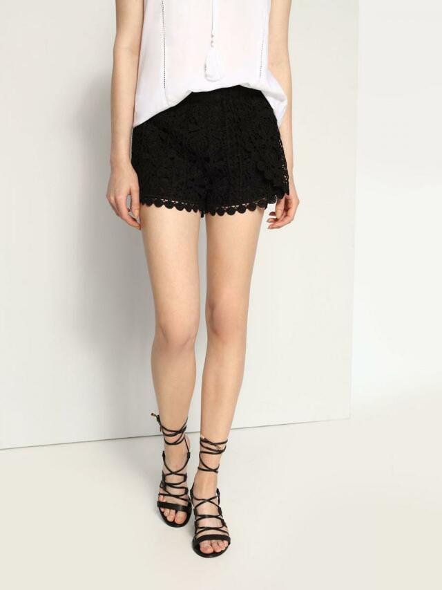 Top Secret šortky dámské krajkové - 34