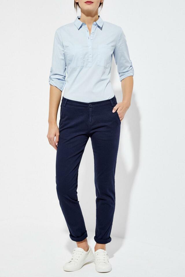 Moodo Kalhoty dámské bavlněné