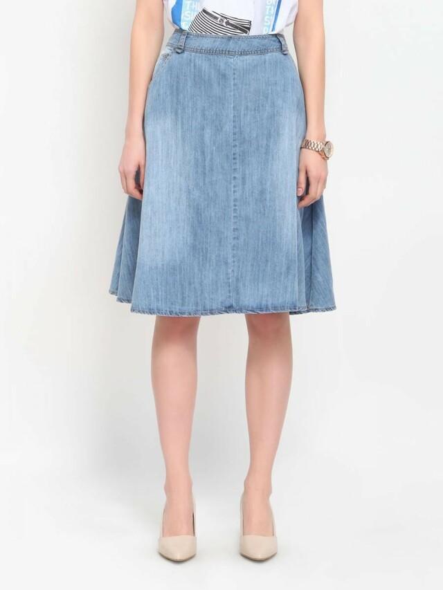 Top Secret Sukně dámská jeans