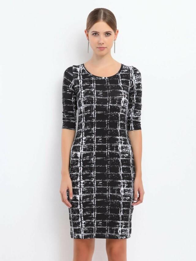 Top Secret šaty se vzorem