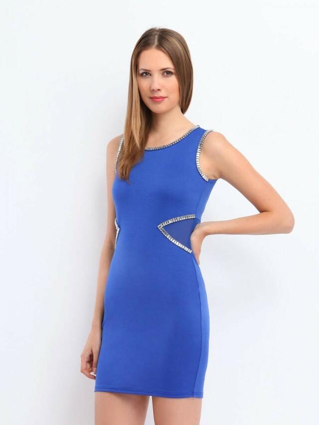 Top Secret šaty dámské bez ramínek - 34