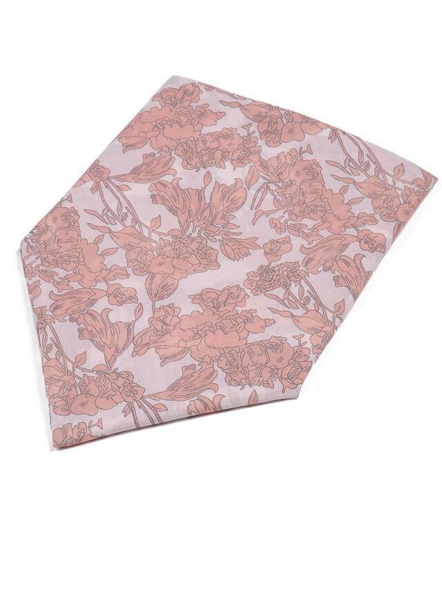 Top Secret šátek dámský růžový